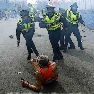 Boston Marathon on My Take On The Tragic Boston Marathon Massacre   Glossynews Com