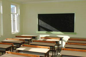 New building, desks for Sir Asyab Girls High School
