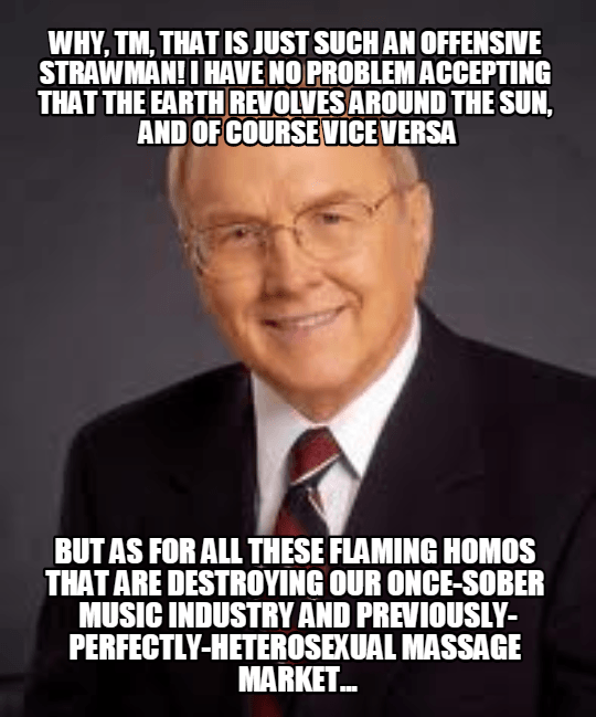 james dobson keeping it real