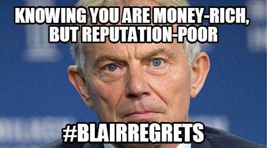 blair regrets meme blair my critics on iraq should check their privilege (1 2