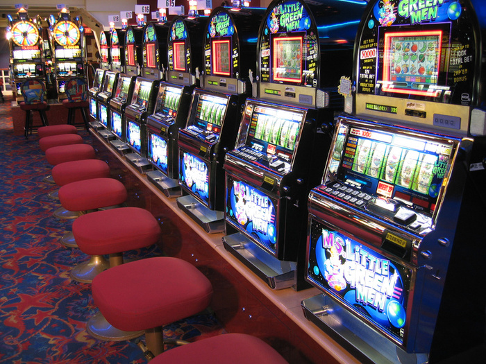 10.2 Slot machines ...and video poker