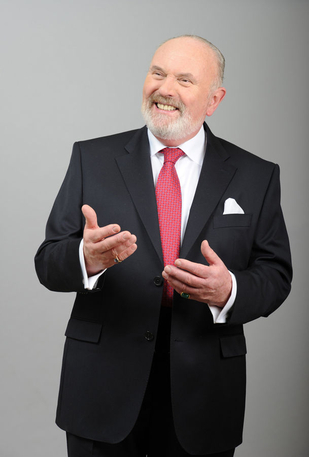 """David Norris Disappointed at not Coming First in """"Greatest Ever Fine Gael Member"""" Poll"""