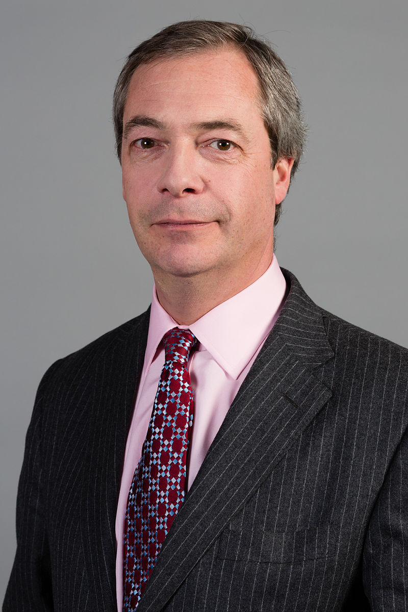 """Dodgy, Machiavellian """"House of Cards"""" Creep Thinks UKIP is Too Extreme for Him"""