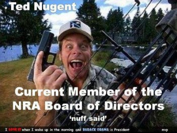 The NRA, Facing Increasing Hatred From U.S. Citizens, Reacts With More Intimidating Propaganda Tactics.
