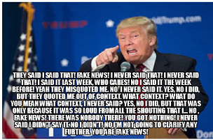 Donald Trump Never Said That! DEAL WITH IT!