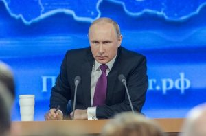 WHAT?! Putin Accuses UK Gov Of Satirical, Russian Double Agent Murder In Moscow