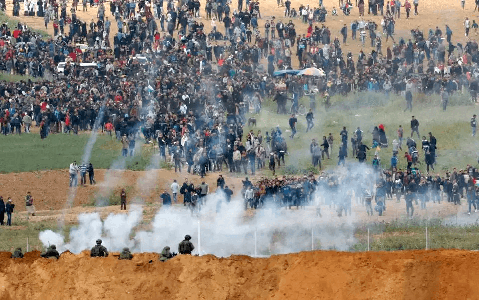 Israel Ruins Protesters, Commits to Ruining Own Reputation