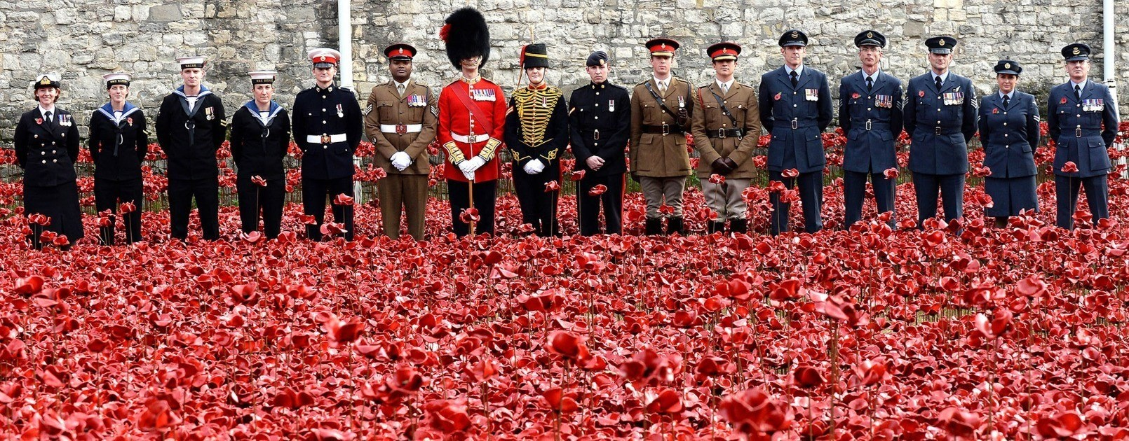 Uncouth Act at Remembrance Day Inspires Award-Winning Poem