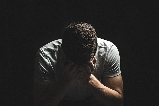 Thinking memory depression nostaglia