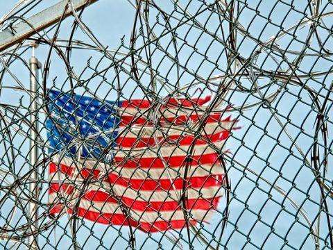 American jail